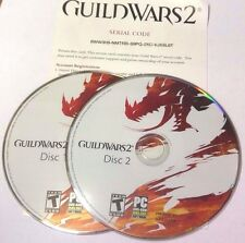 Guild Wars 2 (PC, 2012)(WITH SERIAL CODE)(DISC ONLY) #1386