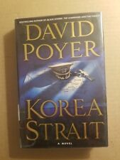 Dan Lenson Novels: Korea Strait 10 by David Poyer (2007, Hardcover) 1st Edition