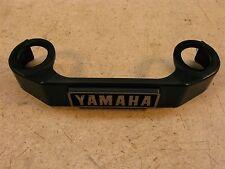 1982 yamaha rx 50 special ysr y374~ fork clamp trim cover