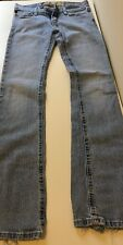 Vintage Hollister Abercrombie Volcom Flare Jeans Lot Of 4 0/00