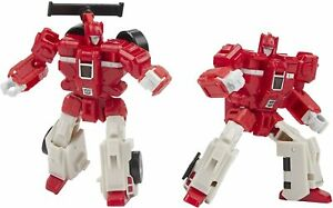 Transformers War for Cybertron Galactic Odyssey Biosfera Autobot Clones 2-Pack