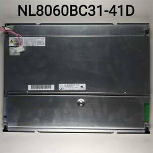 "12.1"" 800×600 Resolution NEC NL8060BC31-41D LCD Screen Panel"