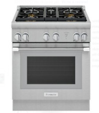 """Thermador Prg304Wh 30"""" Range Pro Harmony Pro Series Stainless Steel Gas Range"""