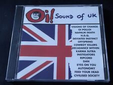 Various - Oi! Sound Of UK Instigators Live In Berlin Offspring Napalm Death HDQ