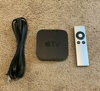 Apple TV (3rd Generation) HD Media Streamer - A1469.-- Bundle - Fully Functional
