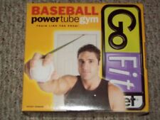GoFit.Net Baseball Power Tube Gym Arm Strength Throwing Trainer