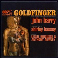 OST James Bond / John Barry - James Bond Goldfinger +4 BO... CD NEU