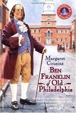 Ben Franklin of Old Philadelphia (Landmark Books) by Margaret Cousins