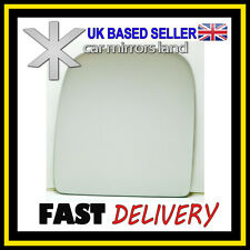 Left Wing Mirror Glass Replacement  IVECO DAILY Upper TOP Large 2006-2012