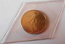 50 LIRE 1988 FDC - VULCANO 1° TIPO -