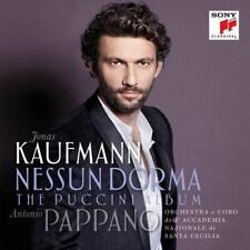Nessun Dorma-The Puccini Album von Jonas Kaufmann,A. Pappano,Orch. Santa Cecilia (2015)