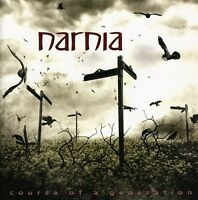 Narnia - Course of a Generation [New CD] Bonus Track
