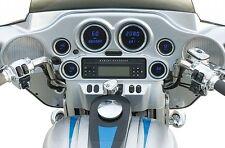 Dakota Digital 6 Pack Blue Led Gauge Set for '04-'13 Harley FLH/FLT