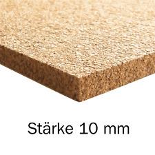 Korkplatte 10 mm Stärke, 91,5 cm x 61,0 cm XXL Format