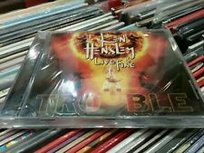 "KEN HENSLEY & LIVE FIRE  |  ""Trouble"" CD  |  2013  |   Uriah Heep new sealed"