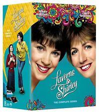 Laverne And Shirley Complete Series Season 1 2 3 4 5 6 7 & 8 DVD Set Lot TV Show