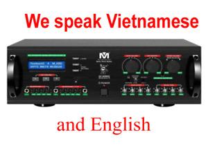 BETTER MUSIC BUILDER karaoke DX-288 G3 900 Watts Professional Mixing Amplifier -