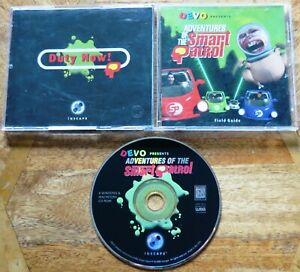 Devo Presents Adventures Of The Smart Patrol (1995) PC CD-ROM Game by Inscape