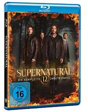 Supernatural - Die komplette zwölfte Staffel [Blu-ray] *NEU* DEUTSCH Season 12