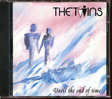 THE TWINS - UNTIL THE END OF TIME - ORIGINAL 1985 CD ALBUM [BOX 7]