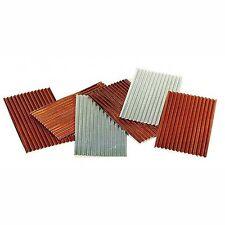 Model Victoria 1/35 Corrugated Galvanised Irons (workable Aluminum Foil) 4046