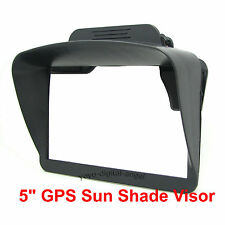 "Sun Shade Visor for 5"" inch GPS TomTom Go 5200 520 Via 52 Start 52"