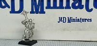GW Citadel Warhammer Fantasy Battle Chaos Marauder with Double Handed Mace 1997