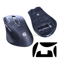 Mouse case cover replacement and foot/skating for the Logitech G700s G700 mouse