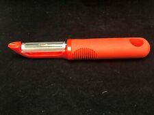 NEW - OXO GOOD GRIPS RED VEGETABLE PEELER