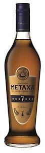 (22,13€ /1L) Metaxa 7 Stern 40% 0,7 Liter
