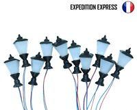 1 mètre RUBAN LED BLANC CHAUD câblé 12V DC TRAINS JOUEF ROCO FLEISCHMANN MARKLIN