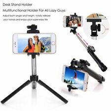 Tripod Bluetooth Monopod Selfie Stick Holder For iPhone Samsung Sony Smartphone.