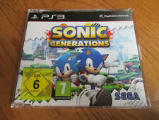 Sonic Générations PROMO – PS3 (Full promotional Game) PlayStation 3 ~ SEGA