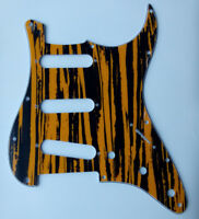 Guitar Pickguard Scratch Plate For Fender Strat Stratocaster Parts 3 Ply