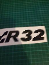 VW Golf R32 Sticker