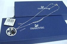 Swarovski Mickey Pendant Necklace Disney Character Crystal Authentic MIB 1112905