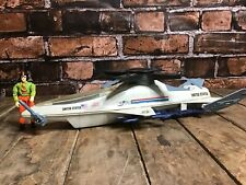 Vintage GI Joe Skystorm X-Wing Chopper & Windmill 1987 ARAH Action Figure Lot