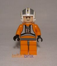 Lego wedge antilles de set 6212 x-wing fighter star wars pilote NEUF sw089
