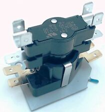 NS104 - Napco Time Delay Fan Relay DPST Switch, 24 Volt