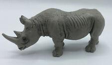 Schleich 2001 Rhino animal figure Wildlife zoo Rhinoceros Germany Rhinoceros