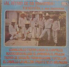 MOSCOVITA Y SUS MONARCAS AL RITMO DE MI MARIMBA 1979 MEXICAN LP MARIMBA