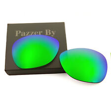 Green Mirrored Replacement Lenses for-Oakley Crosshair 2012 Polarized