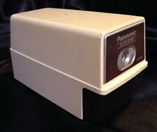 Vintage Panasonic Auto Stop Electric Pencil Sharpener KP-100 N Made in JAPAN