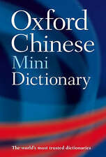 OXFORD CHINESE MINI DICTIONARY., No date. , Used; Very Good Book