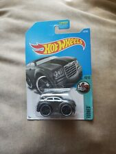 2017 Hot Wheels Chrysler 300C #126/365 [Gray] Tooned Die Cast