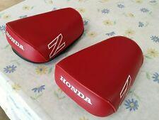 HONDA Z50R Z 50R 1986 MODEL SEAT COVER RED ( FIT Z50R 1979 TO 1986) (H201)