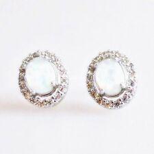 Markenloser Echtschmuck mit Opal-Hauptstein für Damen