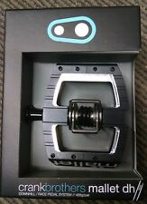 2016 CRANK BROTHERS Mallet DH Pedals Black