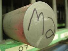 "M-2 M2 1/2"" X 12"" ROUND BAR ALLOY TOOL STEEL STOCK FOR LATHE CNC MACHINE SHOP"