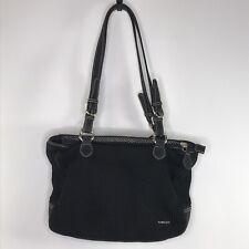 The Sak Crochet Shoulder/ Handbags Color Black Jewelry Clean